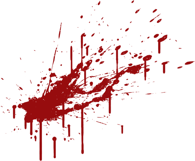 Blood Spatter Png - Blood Spatter Png Clipart #44466 - Free Icons and PNG Backgrounds