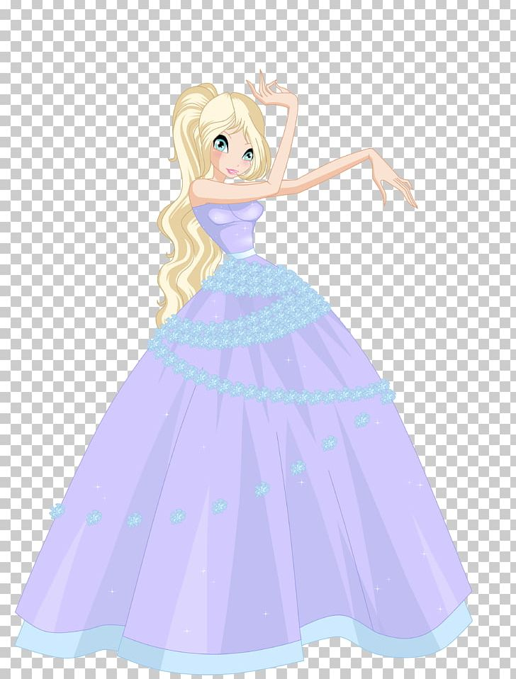 Evening Gown Cartoon Png - Bloom Dress Ball Gown PNG, Clipart, Art, Ball, Bloom, Cartoon ...