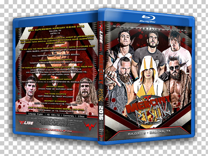 Wwnlive Png - Blu-ray disc WWNLive DVD recordable Full Impact Pro, dvd PNG ...