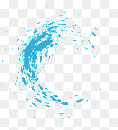 Abstract Png Blue Free Abstract Blue Png Transparent