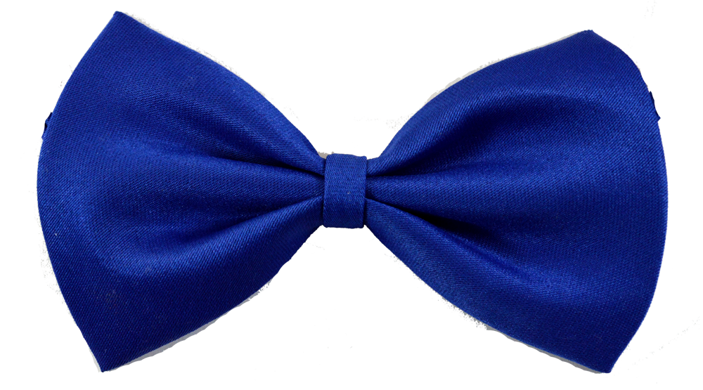 Bow tie royal blue. Png free transparent images