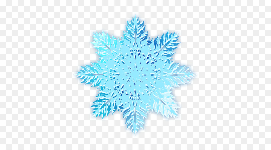 Ice Crystals Png - Blue snowflakes png download - 500*500 - Free Transparent ...