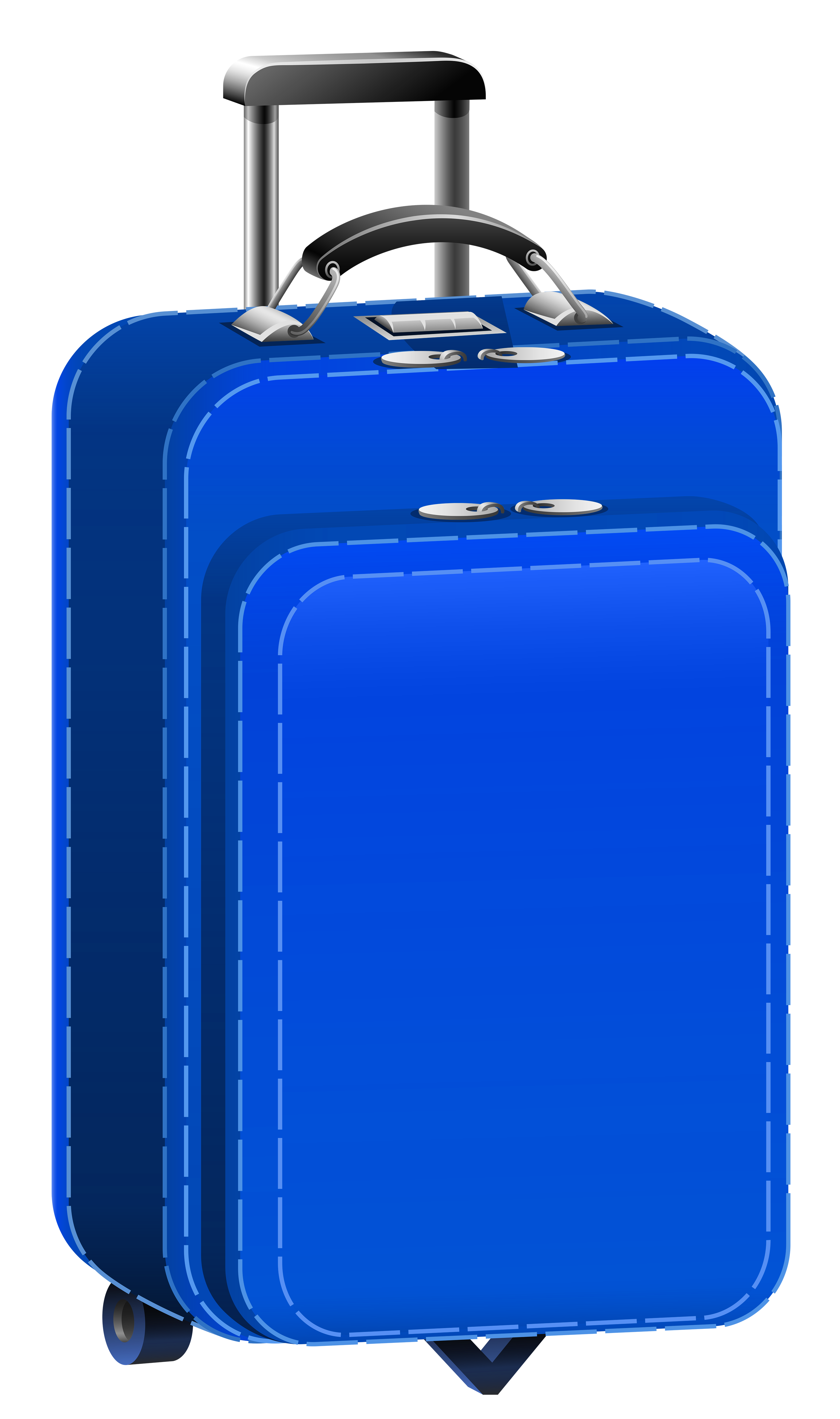 Travel Bags Png - Blue Travel Bag PNG Clipart Picture   Gallery Yopriceville - High ...