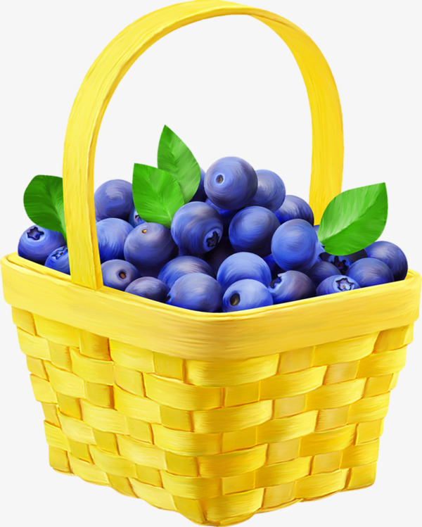 Blueberry Basket Png - Blueberries clipart blueberry basket, Blueberries blueberry basket ...