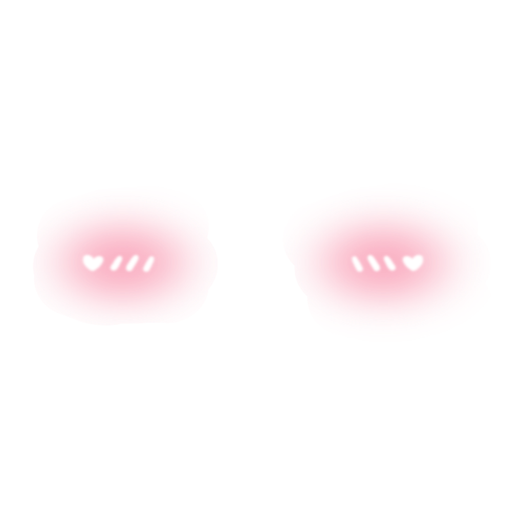 Cute Png Images - blush mochi pink soft heart cheeks cute png...