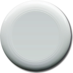 Frisbee Png Black And White - Bob Adolf