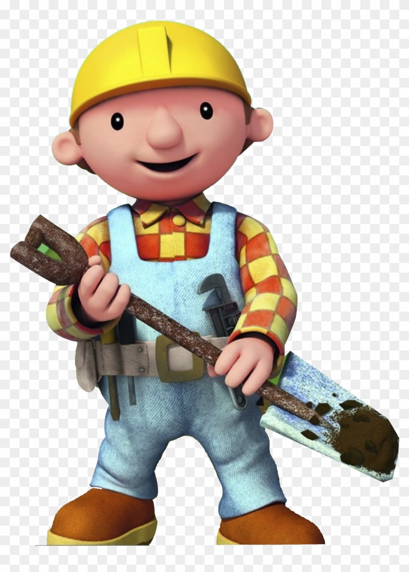 Bob The Builder Transparent - Bob The Builder - Bob O Construtor Png, Transparent Png ...