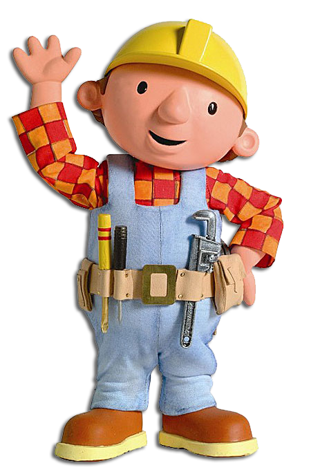 Bob The Builder Transparent - Bob the builder png clipart images gallery for free download ...