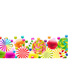 Candy Border - Border & Candy Vector Images (over 2,700)