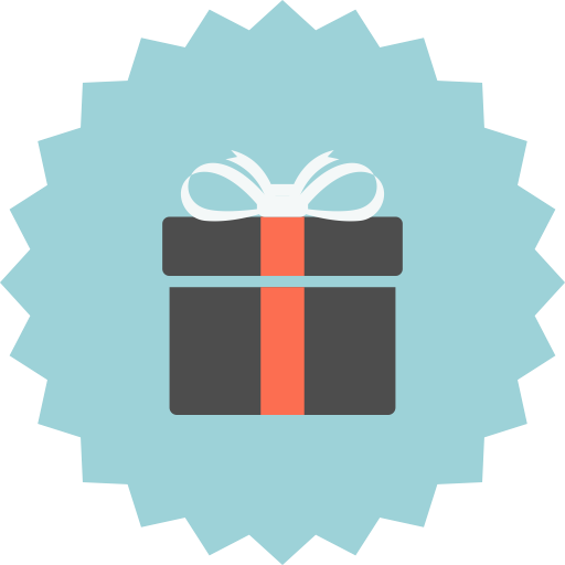 Gift Package Png - Box, gift, gift box, holiday package, present icon