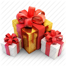 Gift Package Png - Box, gift, package, present icon