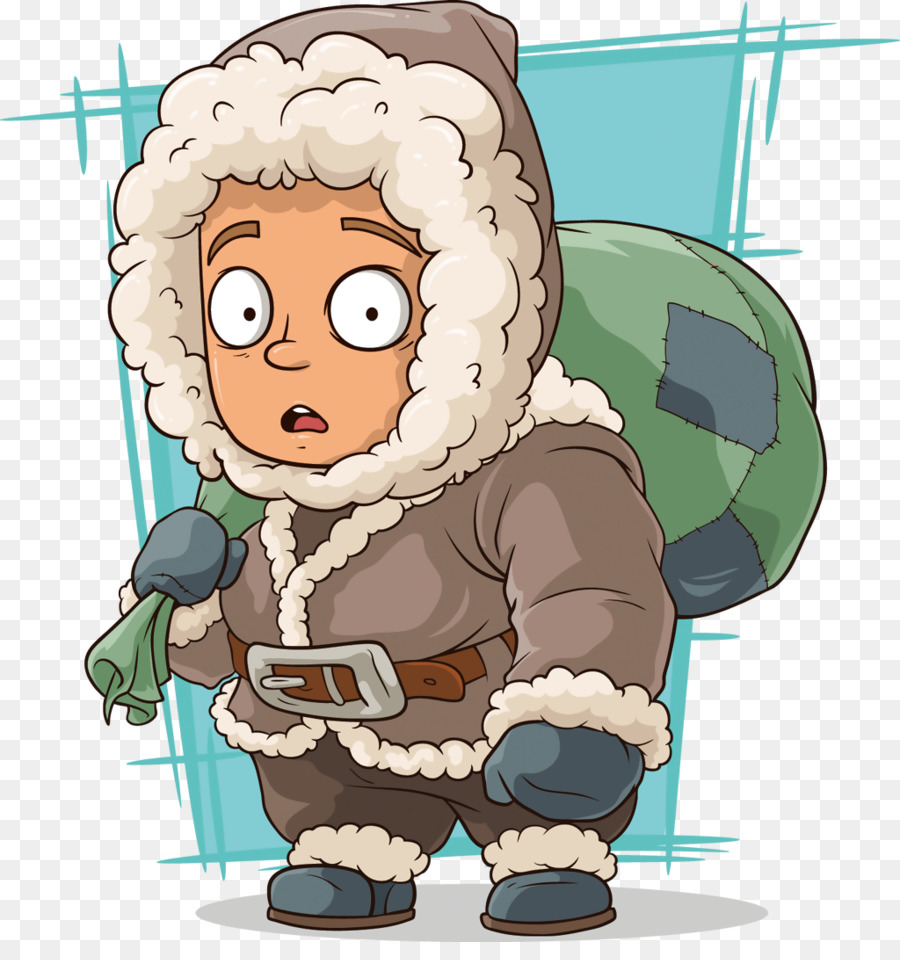 Cartoon Arctic Png - Boy Cartoon