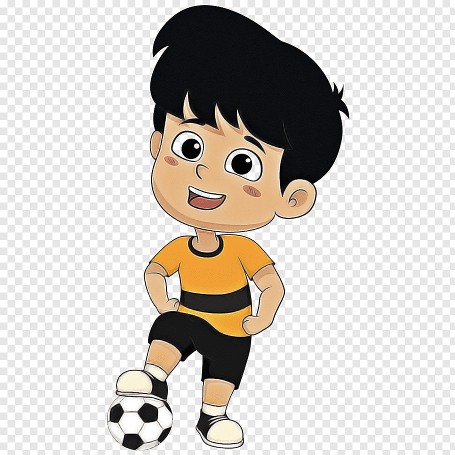 View Soccer Player Cartoon Png Gif