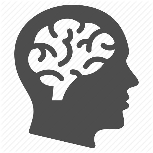 Mind Png - brain, education, human head, man, mind, psychology, thinking icon