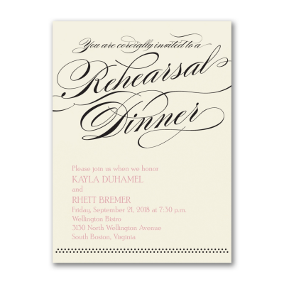 Rehearsal Dinner Png - Bridal Shower Invitations | Bachelorette Party Invites | Wedding ...
