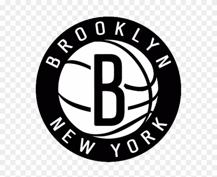 Brooklyn Nets Png - Brk - Brooklyn Nets Png Clipart (#1257224) - PikPng