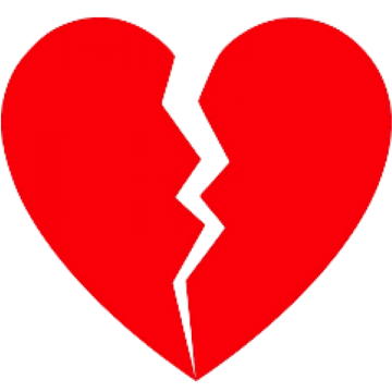 Broken Hearts Png - Broken Heart PNG Images | Vector and PSD Files | Free Download on ...
