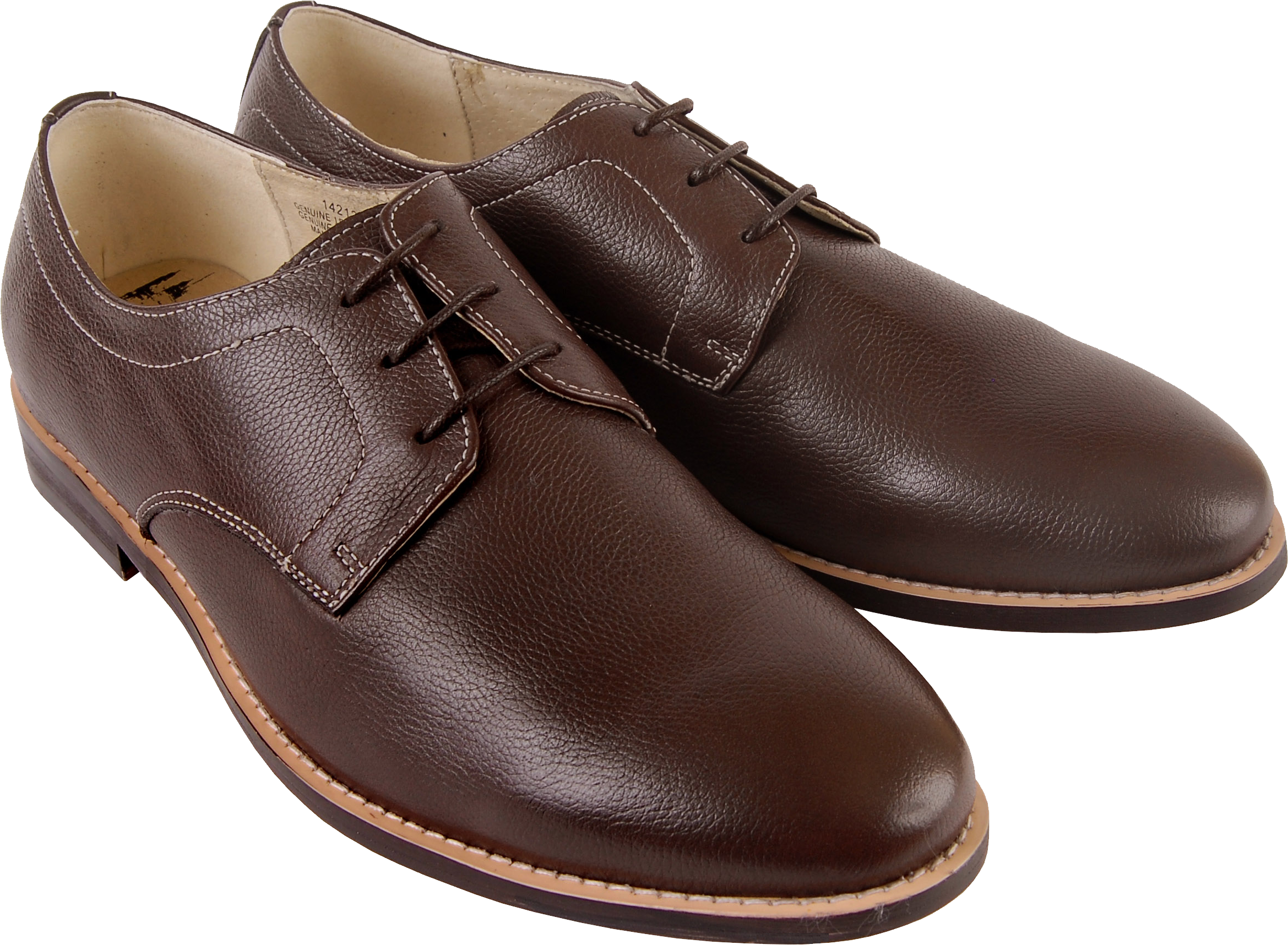 Shoes Png - Brown men shoes PNG image