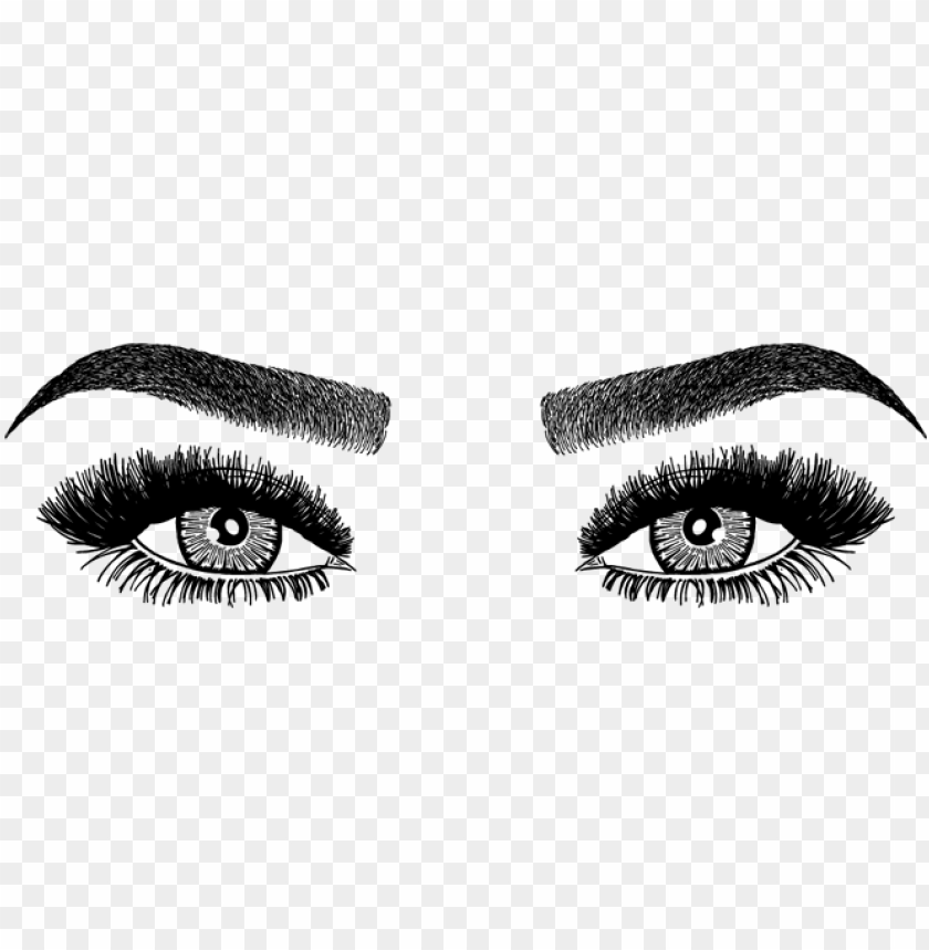 Eyebrow Drawing Png & Free Eyebrow Drawing.png Transparent ...