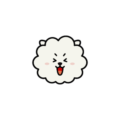 bts btsjin jin jinbts rj bt21 bt21rj png transparent bt21 transparent 400 400