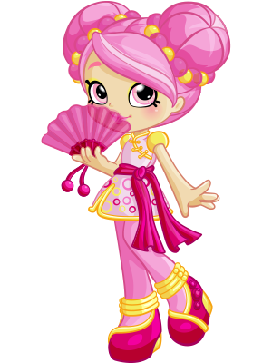 Shopkins Shoppies Bubbleisha Png - Bubbleisha | Shopkins Wiki | Fandom