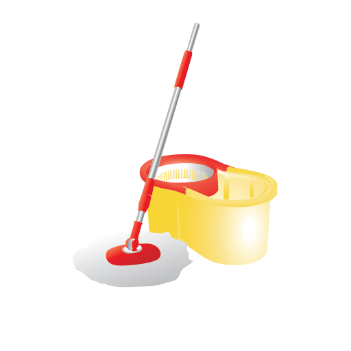 Mop Bucket Png - Bucket, cleaning, container, janitor, mop, mop and bucket icon