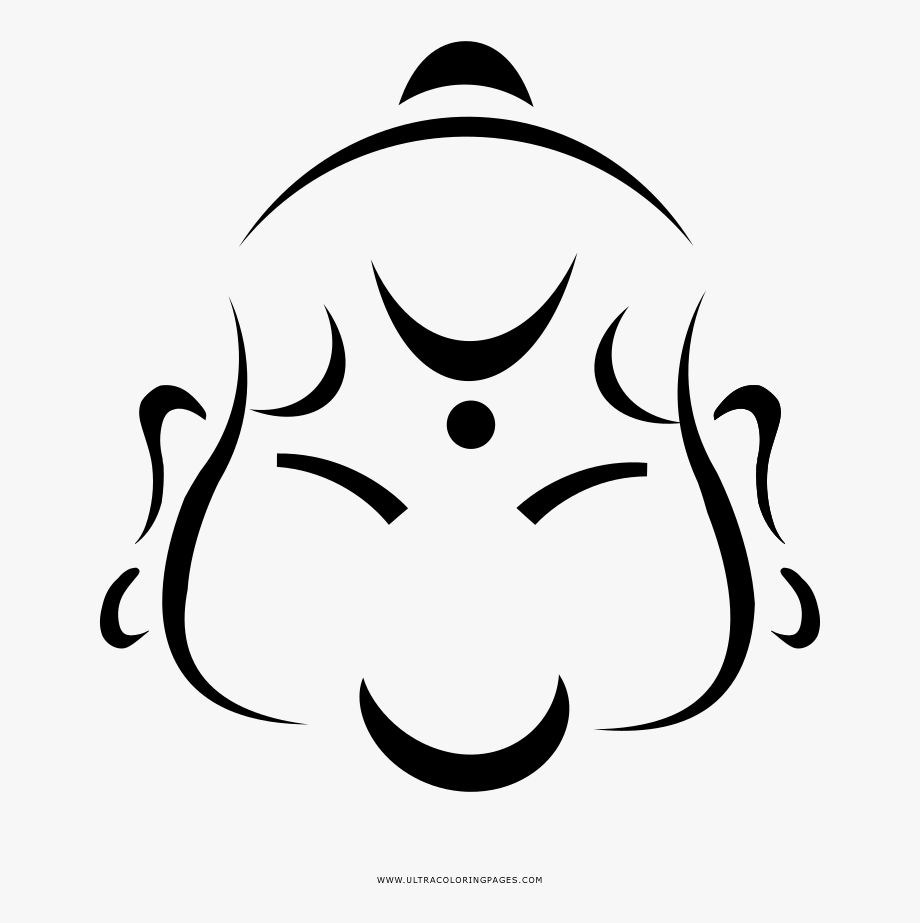 Buddha Coloring Pages Png - Buddha Coloring Page , Transparent Cartoon, Free Cliparts ...