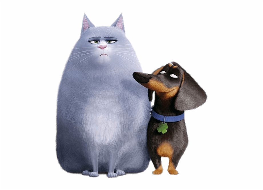 Buddy And Chloe Secret Life Of Pets Pn 488780 Png Images Pngio