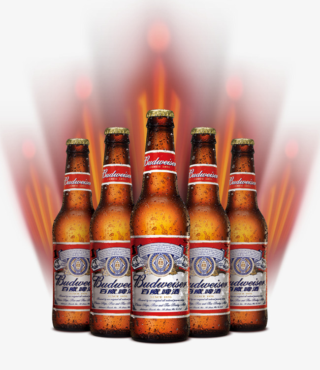 Budweiser Png - Budweiser Products In Kind, Radiation Effects, Radiance, Wine PNG ...