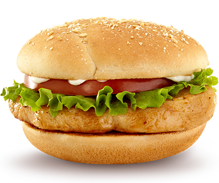 Chicken Patty Png - Burger and sandwich PNG images download pictures