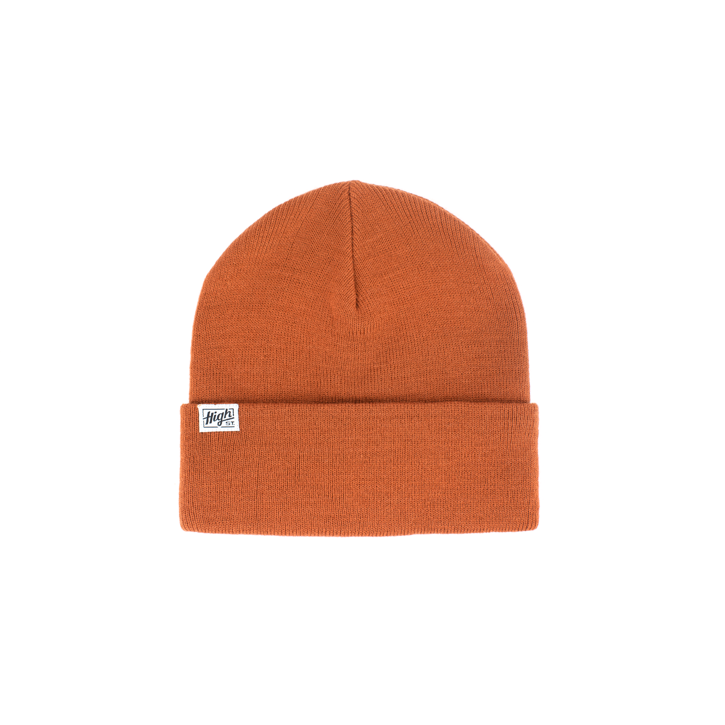 Burnt Orange Png - BURNT ORANGE | DELI LOGO BEANIE — High Street Deli