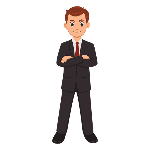 Businessman Png - Businessman profession cartoon Transparent PNG