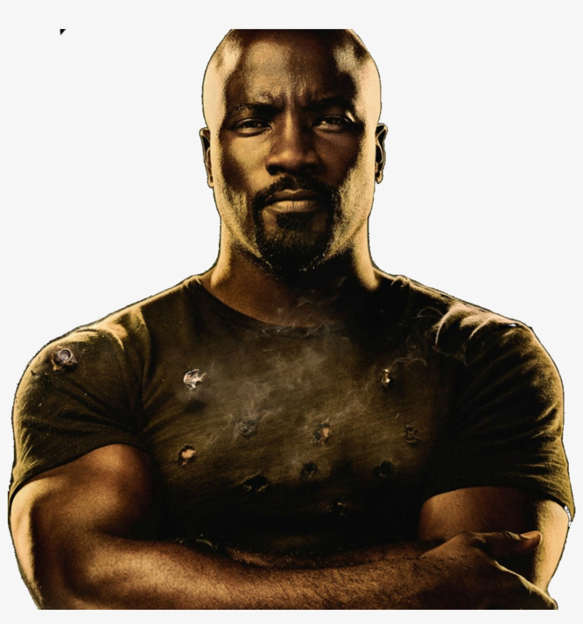 Luke Cage Png - By Cptcommunist On Deviantart - Dvd Luke Cage Season 2 Transparent ...
