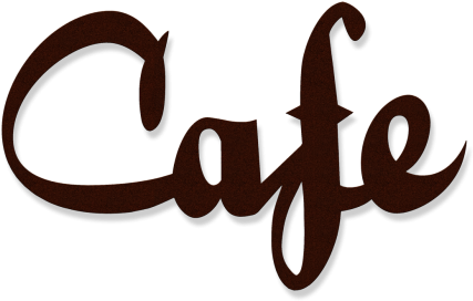 Cafe Grande Roblox Bloxburg Cafe Sign 1389337 Png Images Pngio