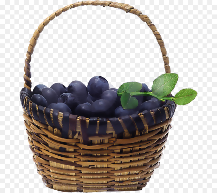 Blueberry Basket Png - Cake Cartoon