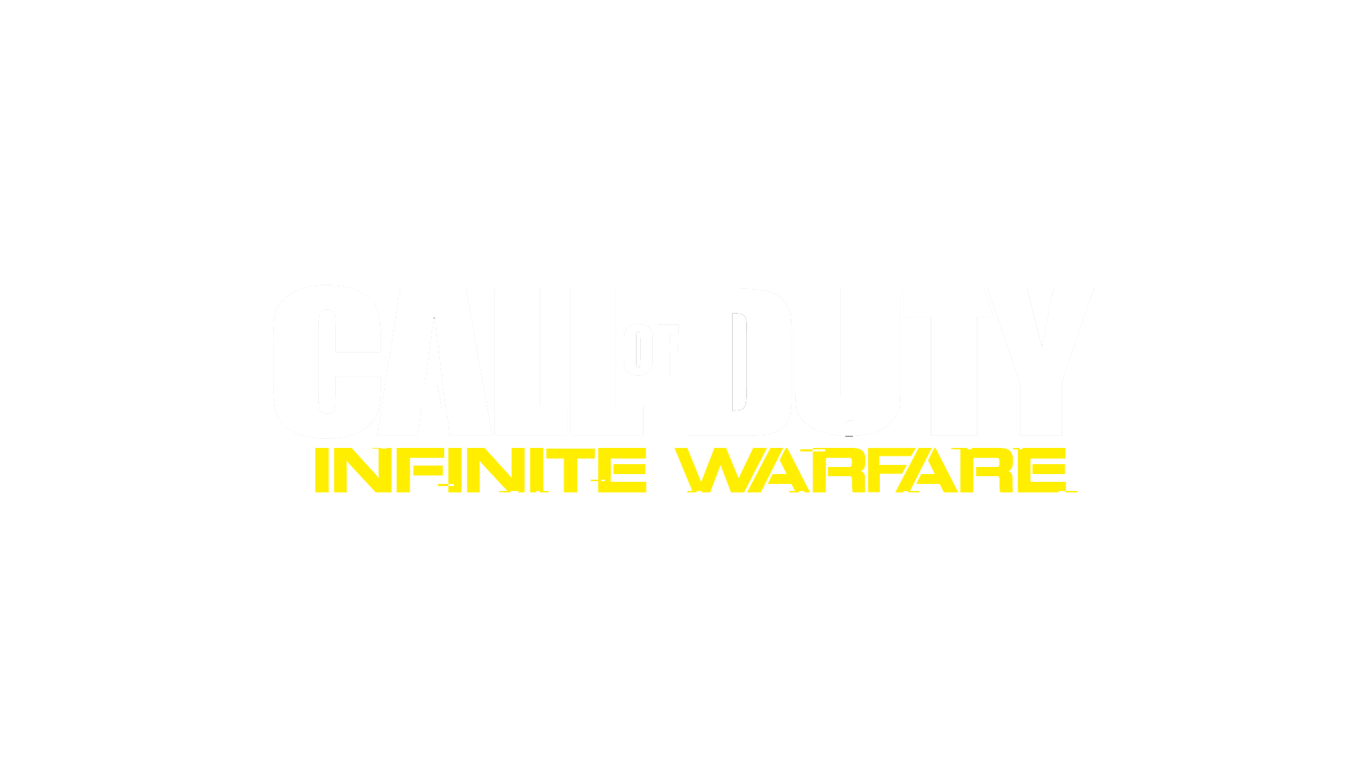 Infinite Warfare Logo Transparent - Call of Duty : Infinite Warfare Transparent Logo by MuuseDesign on ...