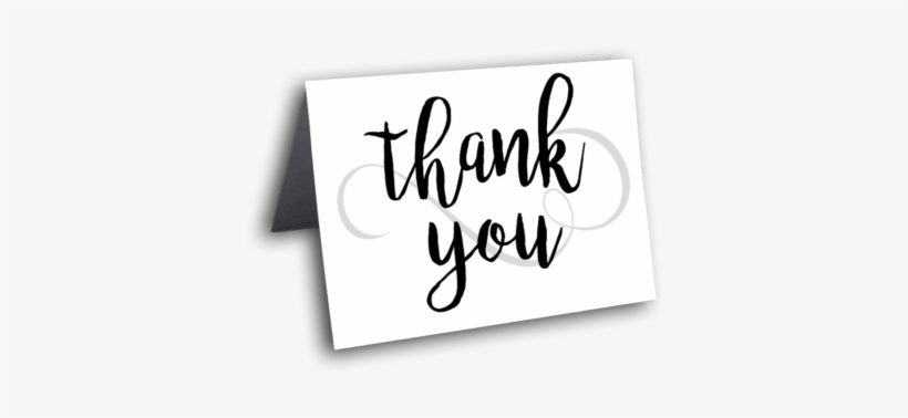 Thank You Card Png Free Thank You Card Png Transparent Images