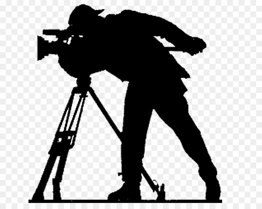 Filmmaking Png - Camera Silhouette