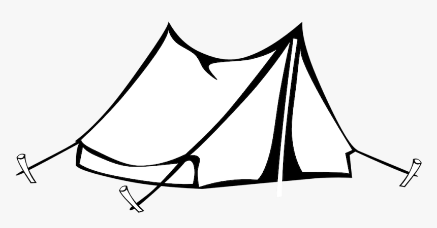 Tent Drawing Png - Camping, Tent, Drawing, Isolated, Campsite, Shelter - Tent Clipart ...