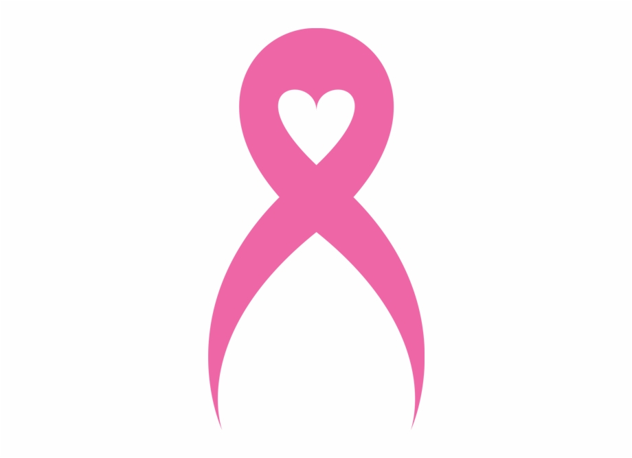 Cancer Awareness Ribbon Clip Art Breas 1158154 Png Images Pngio