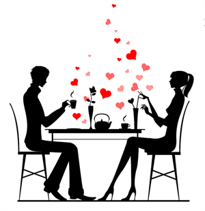 Dinner Date Png - Candle light dinner png » PNG Image