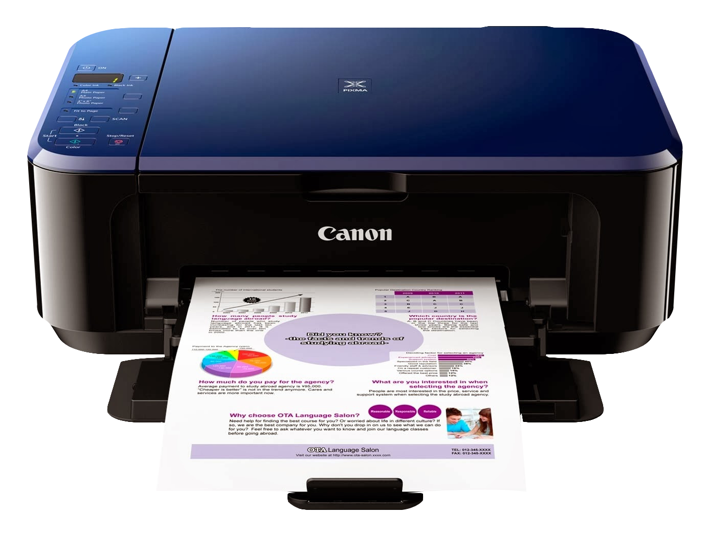 Printer Png - Canon Printer Transparent - 17106 - TransparentPNG