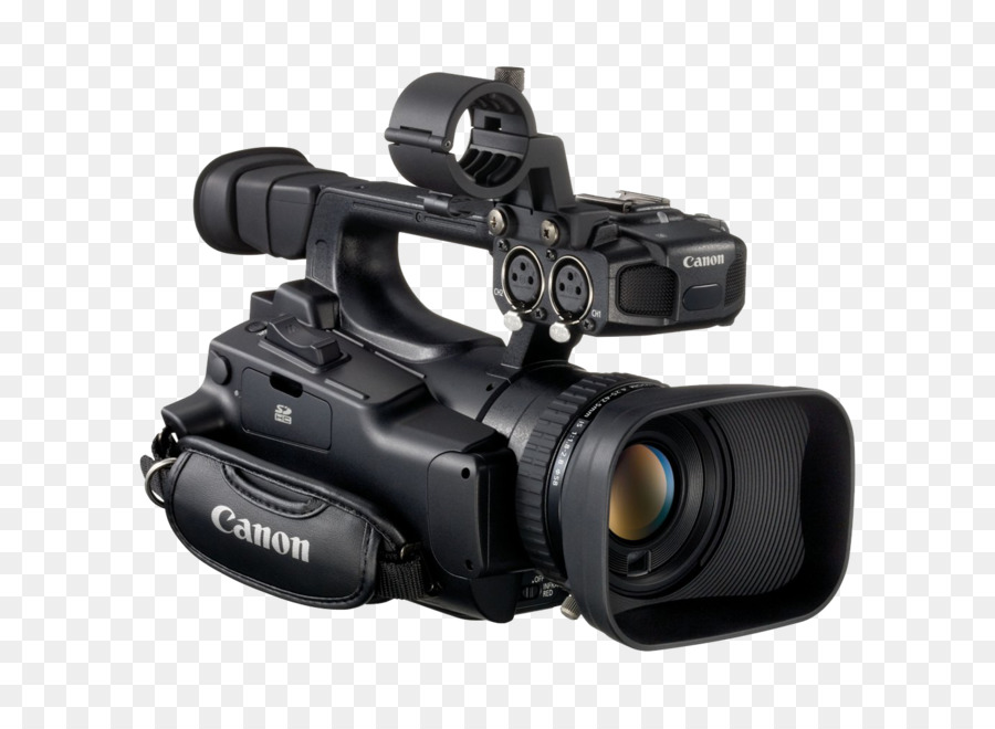 Canon Camera Png - Canon Professional video camera Camcorder - Video camera PNG image ...