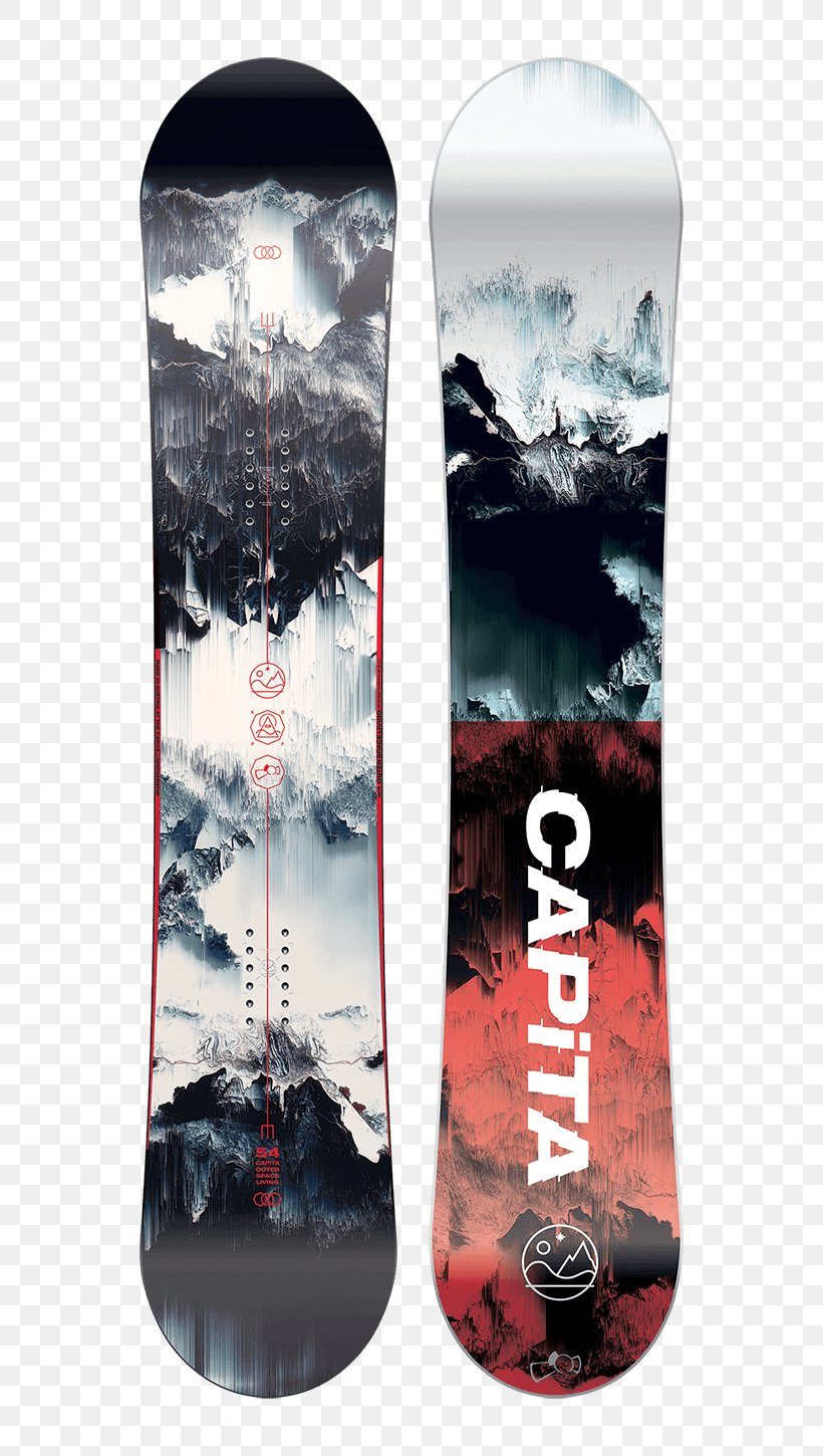 Capita Children Of The Gnar 2016 Png - CAPiTA Outerspace Living (2017) CAPiTA The Black Snowboard Of ...