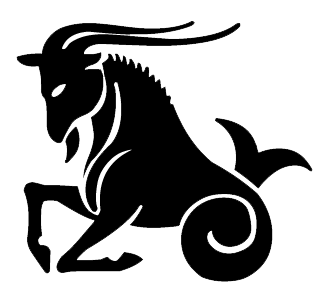 Capricorn Astrology Png - Capricorn PNG Transparent Images | PNG All
