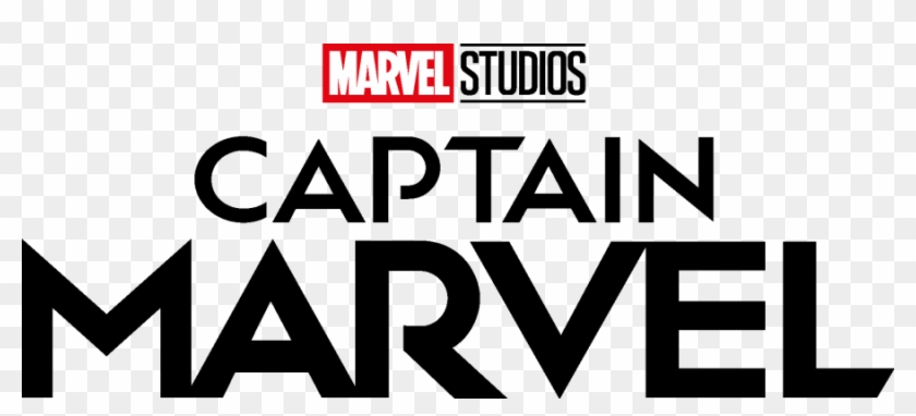 Marvel Png Logo - Captain Marvel Logo - Captain Marvel Title Vector, HD Png Download ...