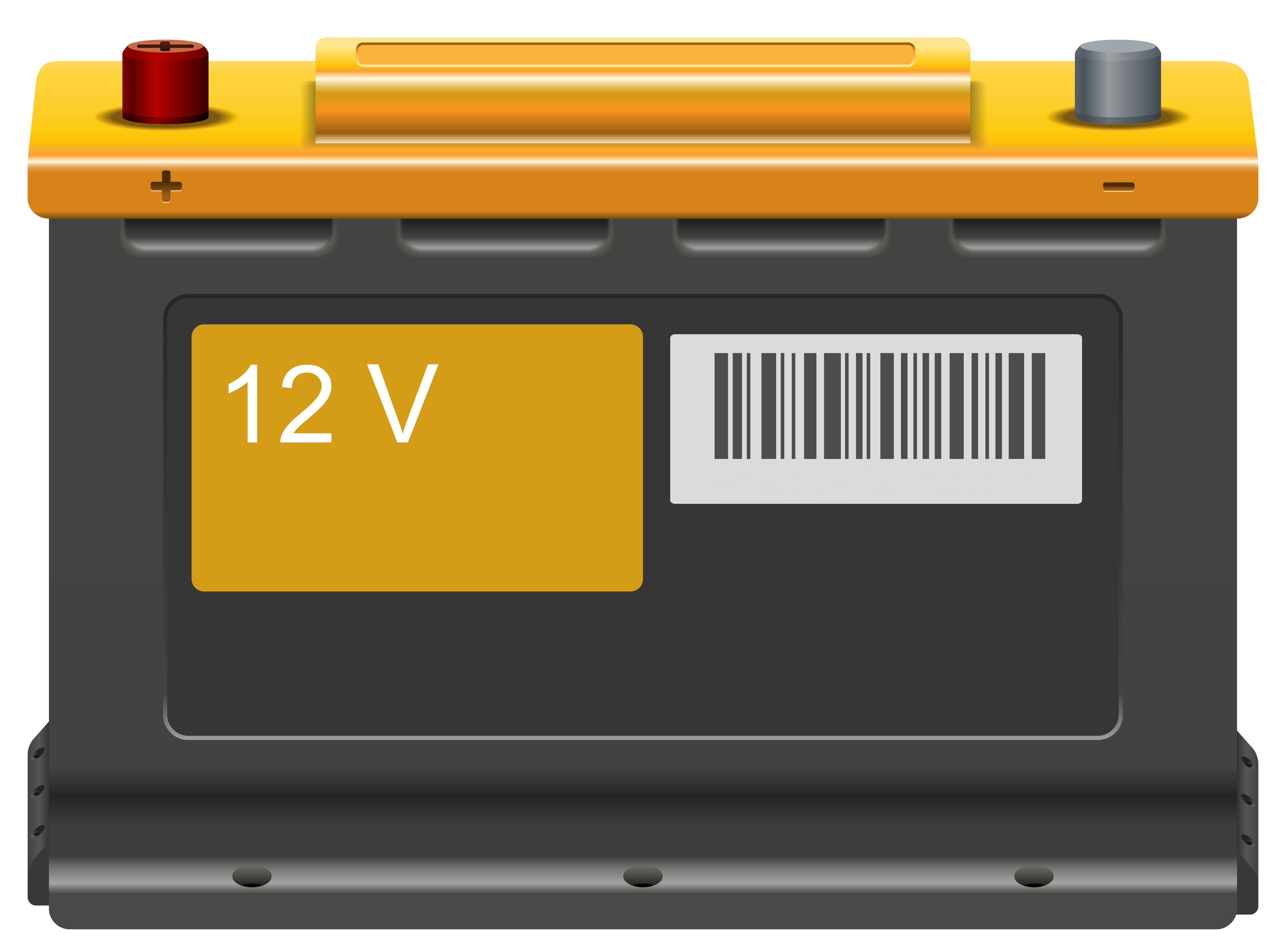 Battery Png - Car Battery Charger PNG Clip Art