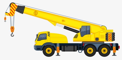 Car Construction Png - Car Hook, Car Clipart, Construction Site, Vehicle PNG Image and ...