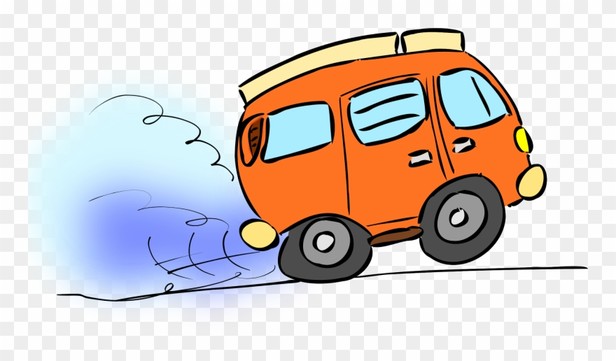 Moving Png For - Car Moving Cartoon Png Clipart (#255068) - PinClipart