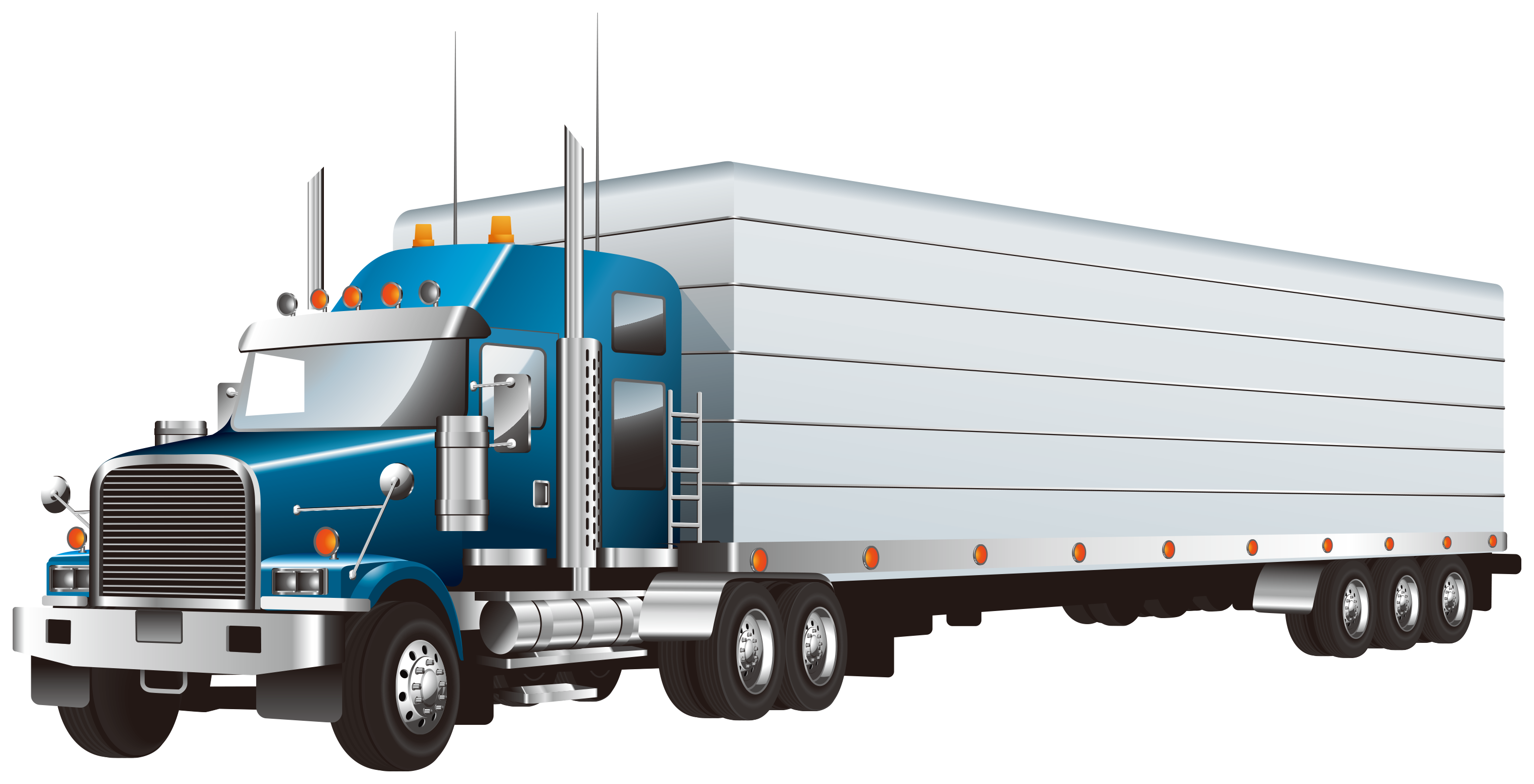 Tractor Trailer Truck Png & Free Tractor Trailer Truck.png ...